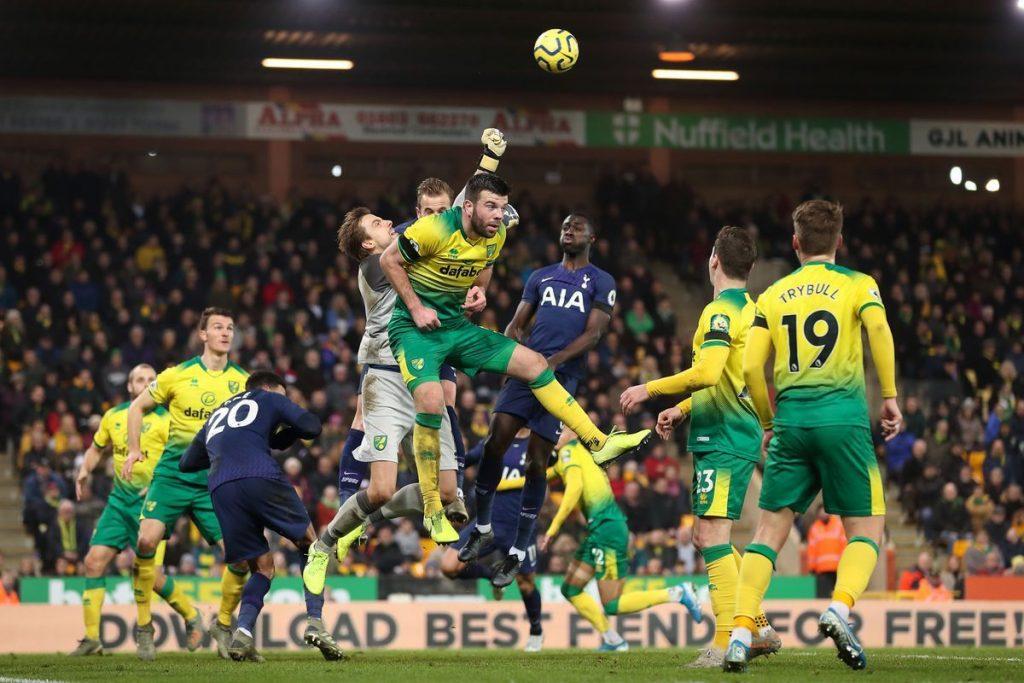 Prediksi Tottenham Hotspur vs Norwich City